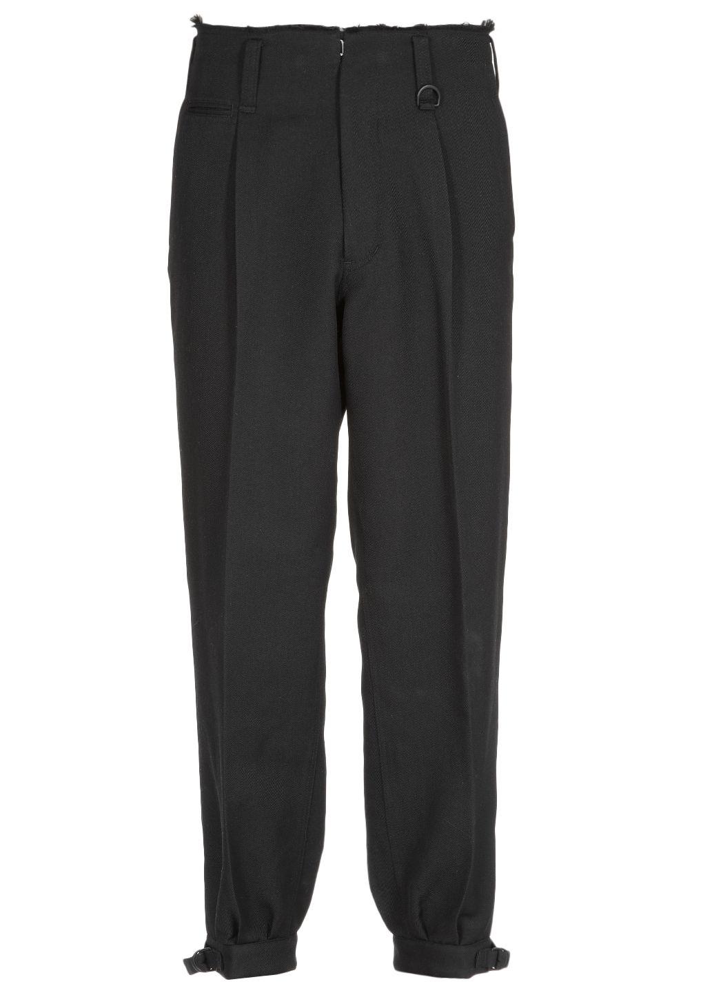 Wool nikka pants
