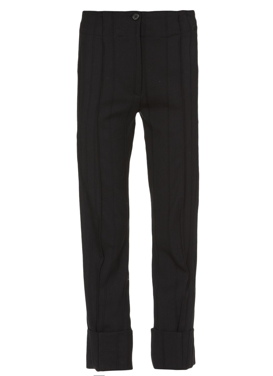Trousers cather black