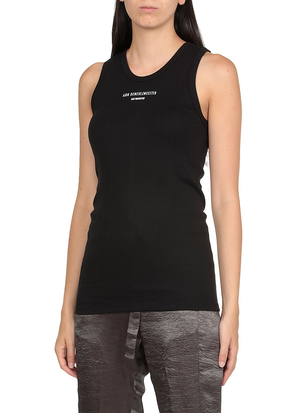 Tank top cote black