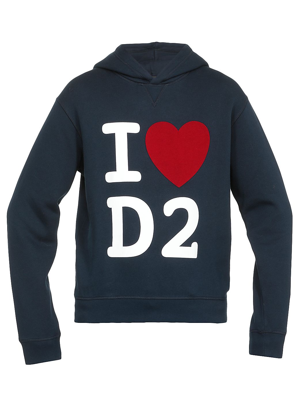 Felpa I Love D2