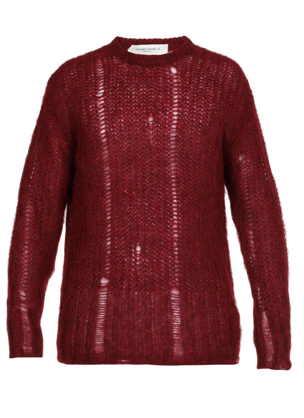 Sweater Algar color block
