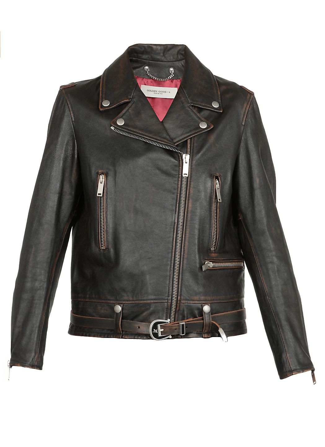 Andrea leather jacket