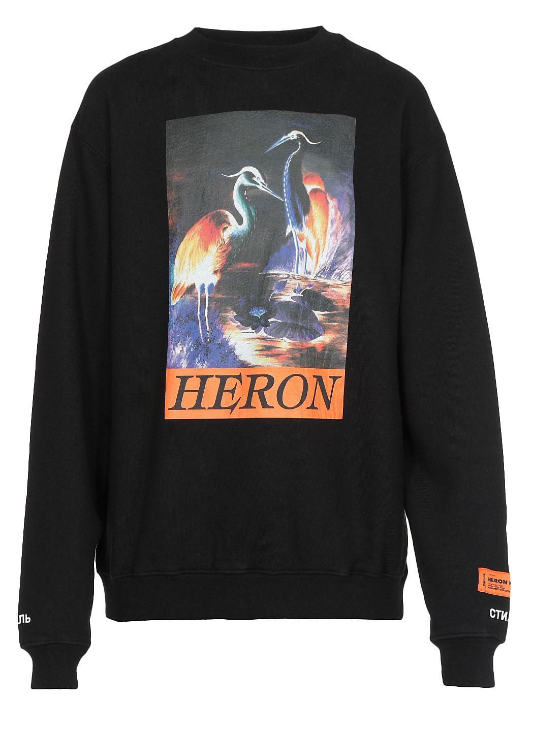 Crewneck os heron times
