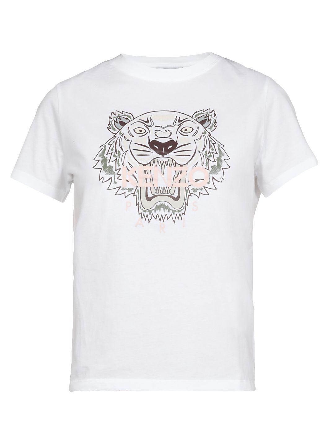 Classic T-shirt tiger