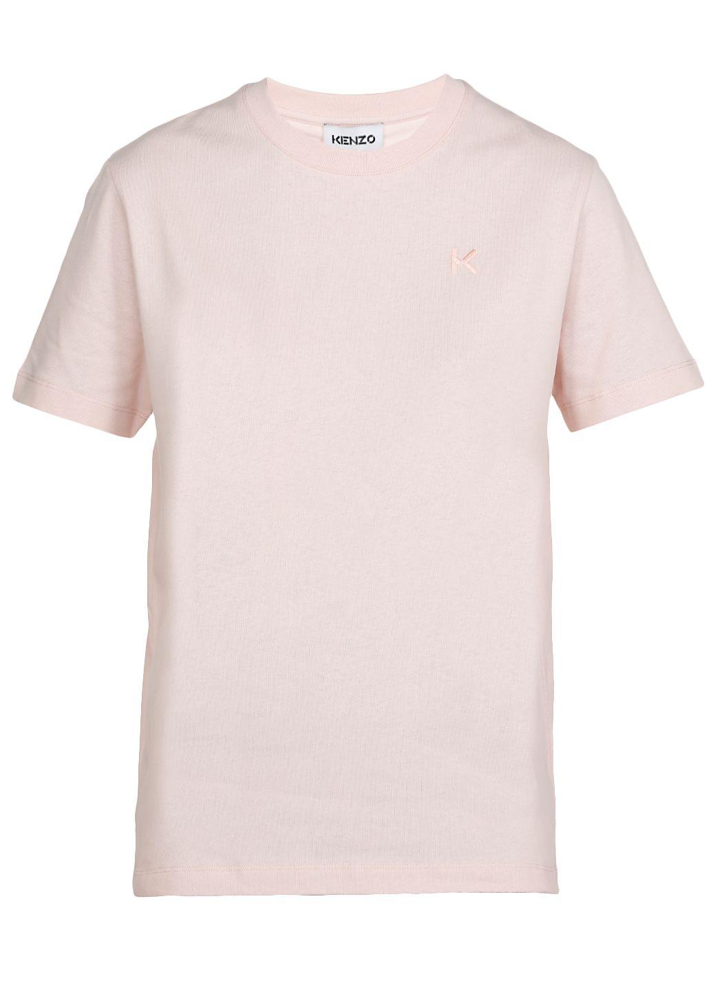 Loose fit T-shirt logo K