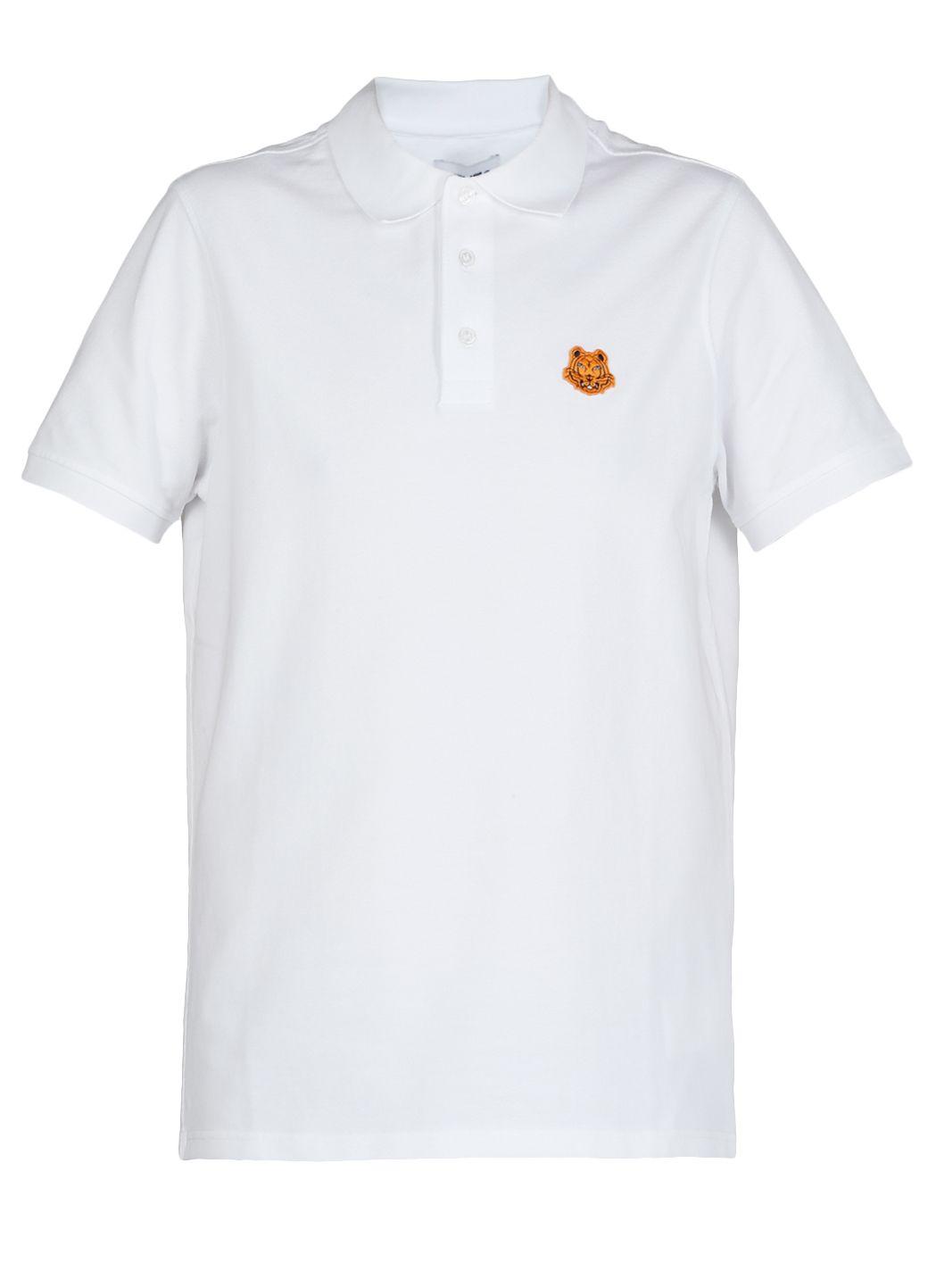 Tiger crest polo