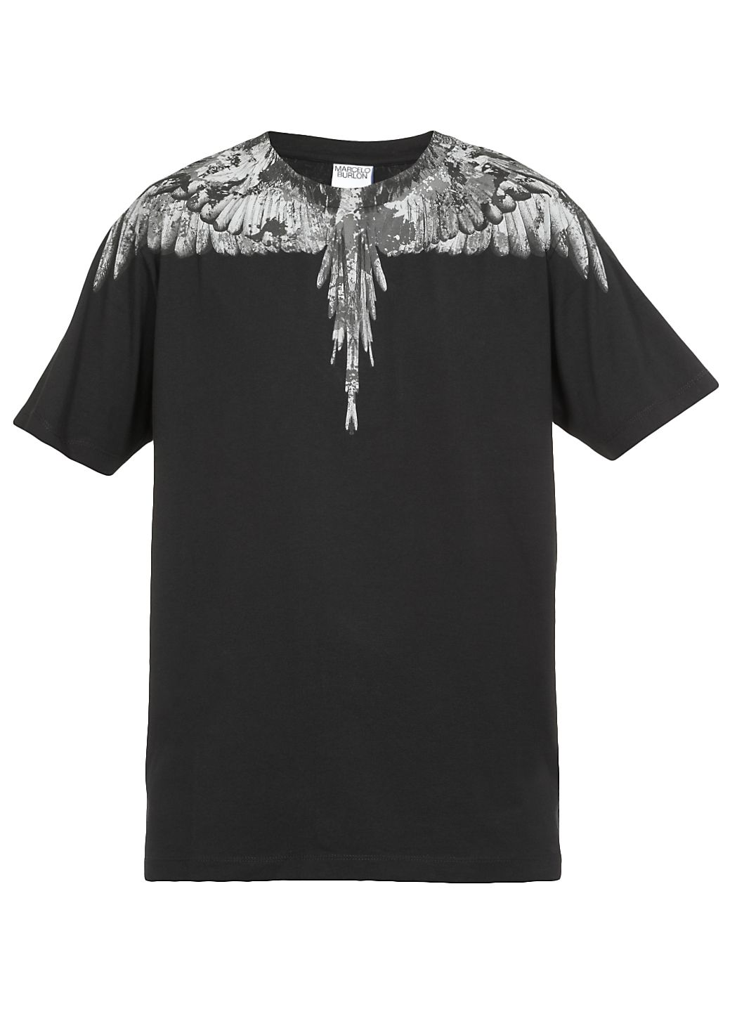 Camou wings T-shirt