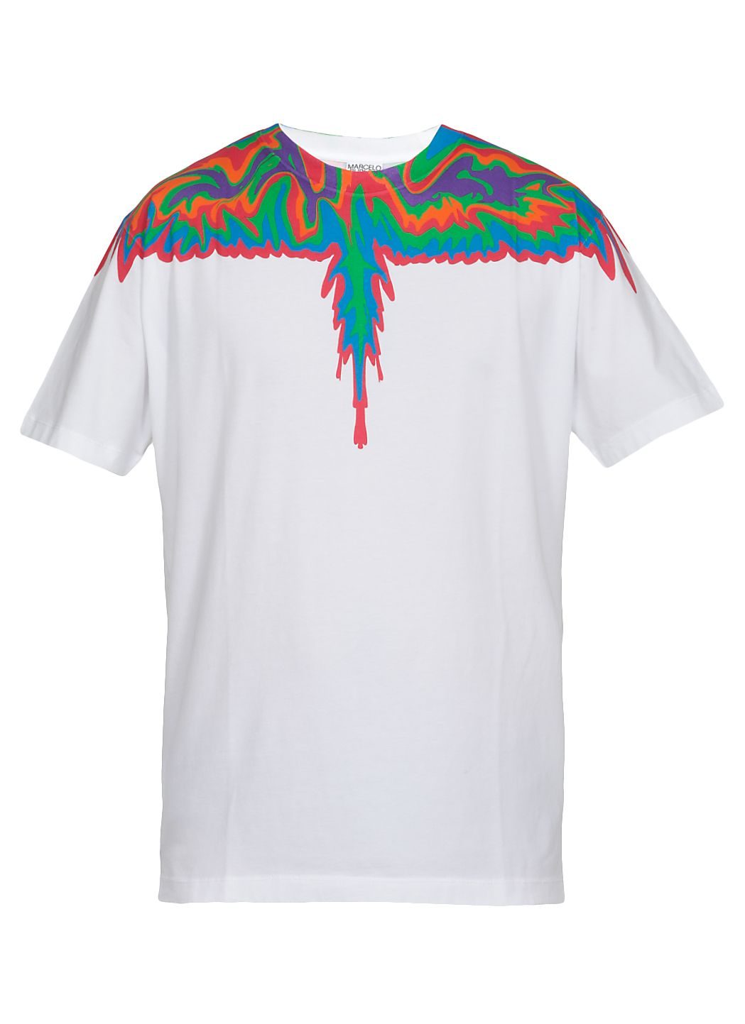Psychedelic wings T-shirt