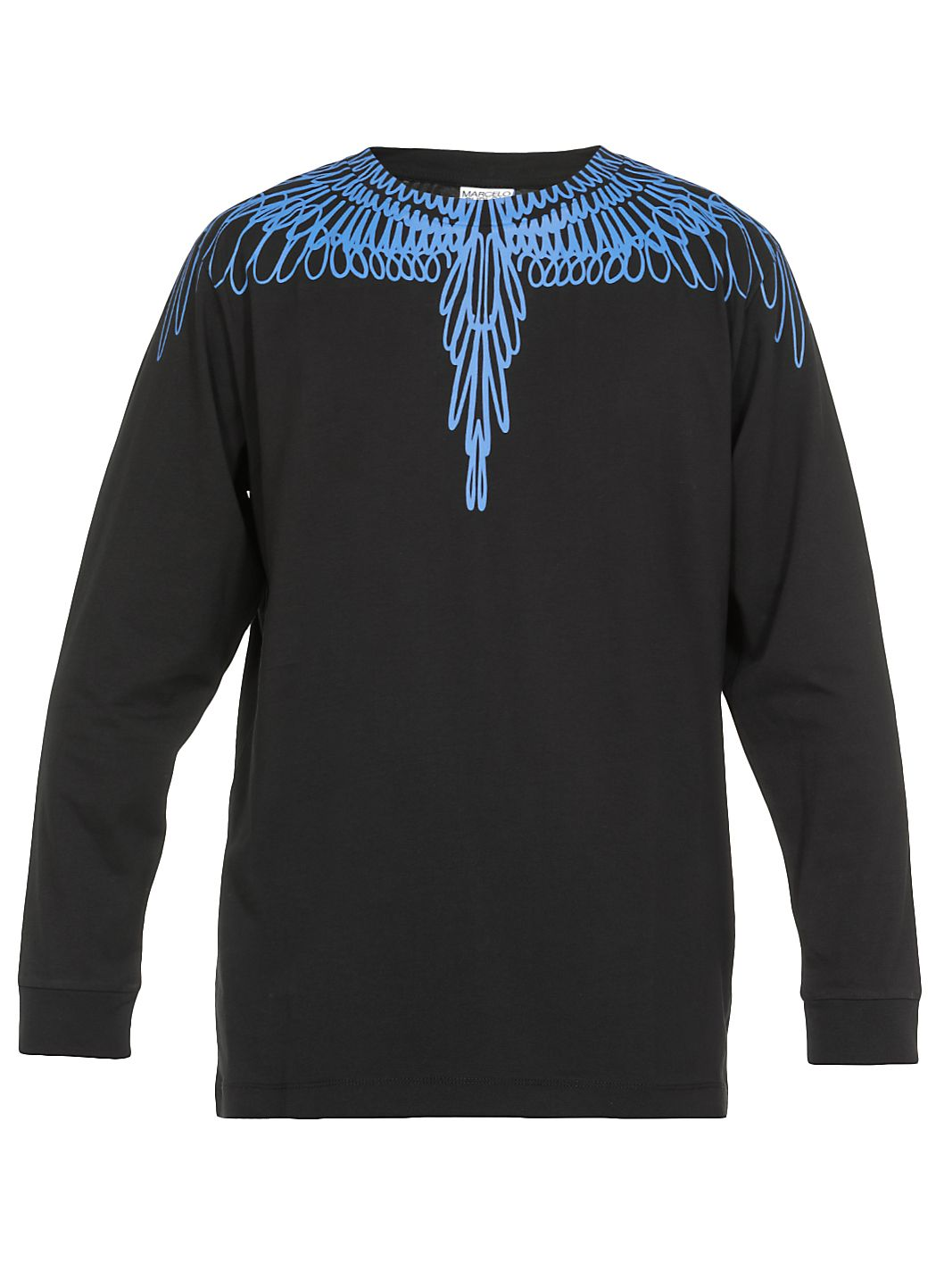 Pictoral Wings basic T-shirt