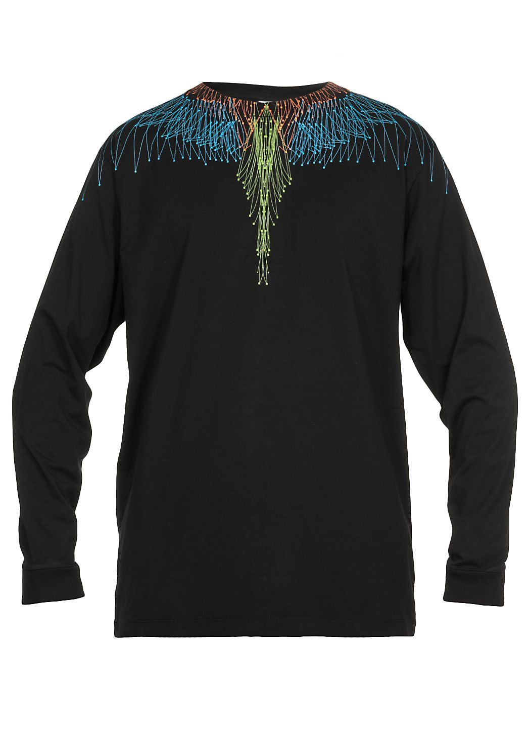 Bezier wings basic T-shirt
