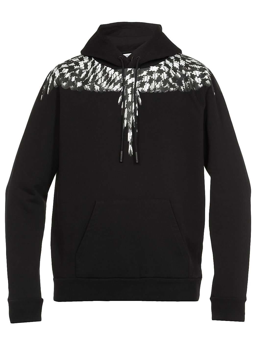 Cross piede de poule wings sweatshirt