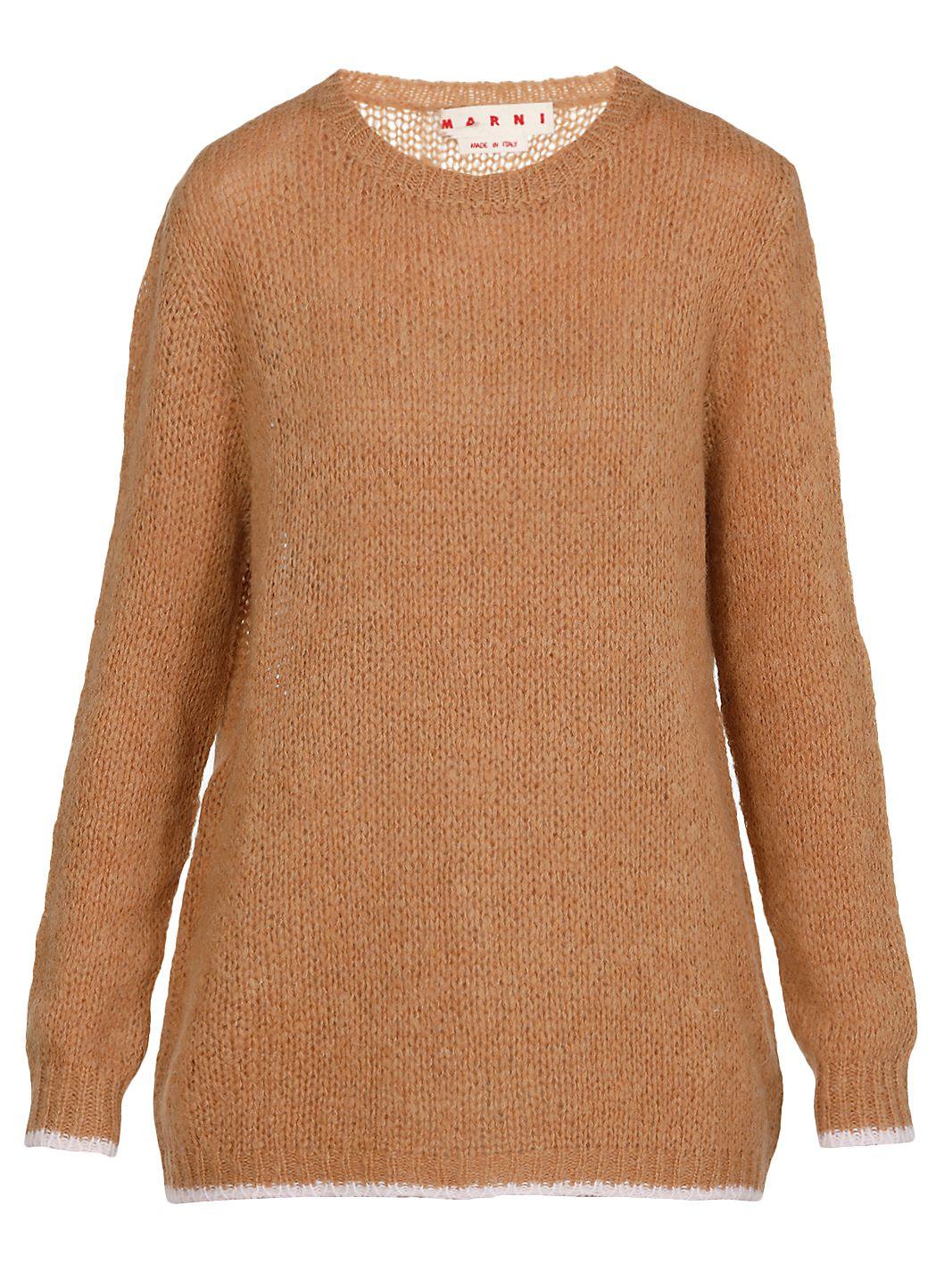 Maglia in misto lana
