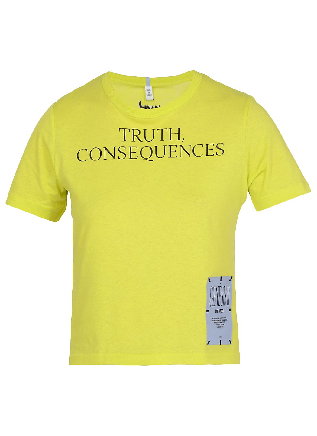 McQ Truth T-shirt