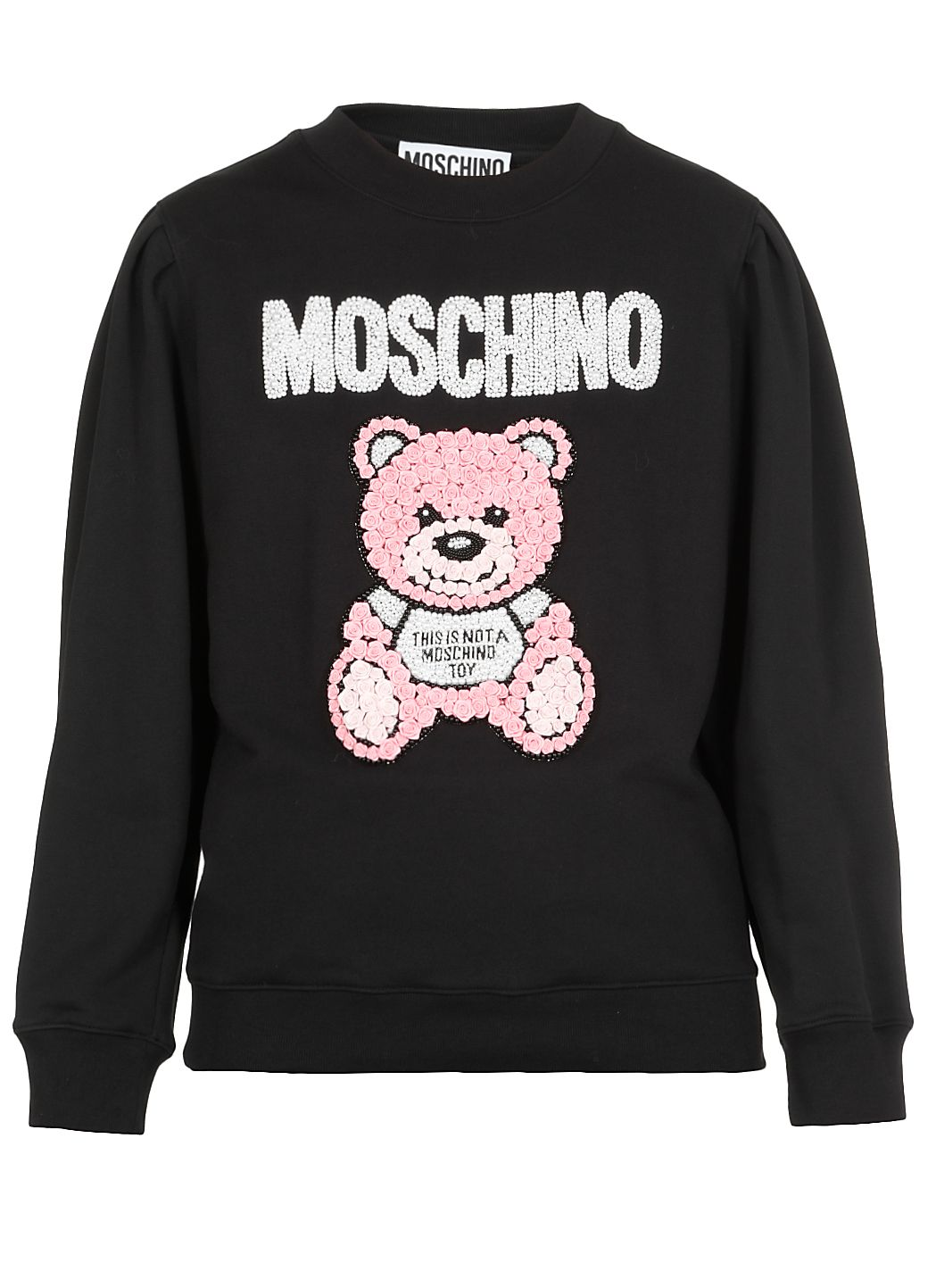 Teddy Embroidery sweatshirt