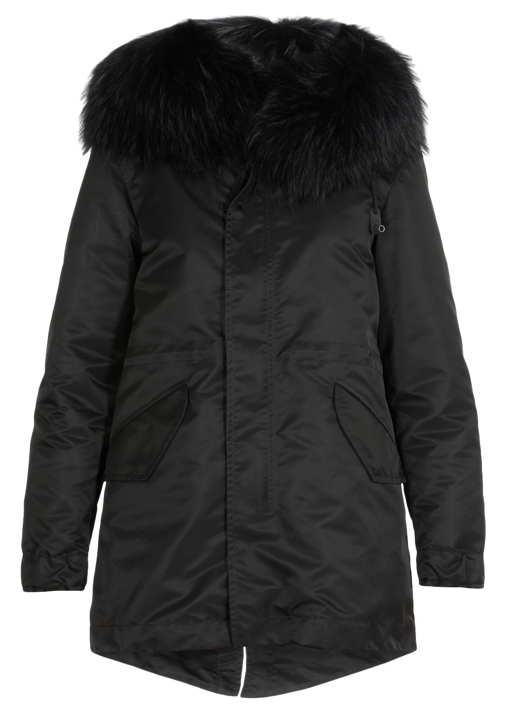 New york light parka