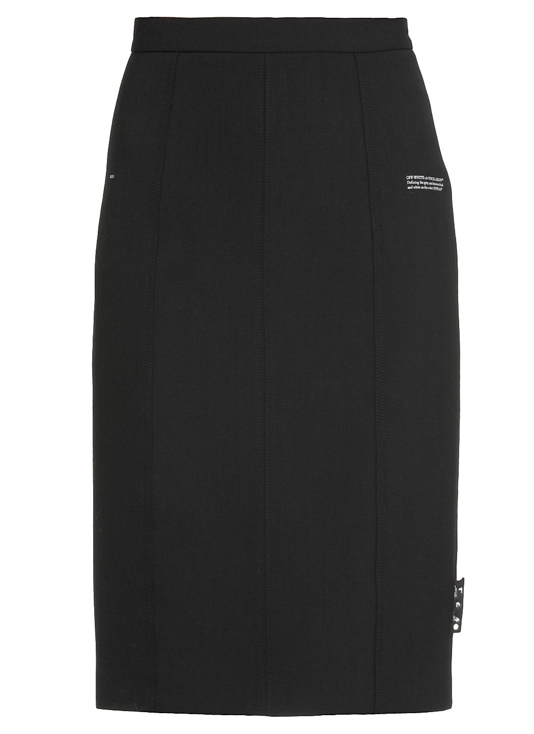 Tailored skirt