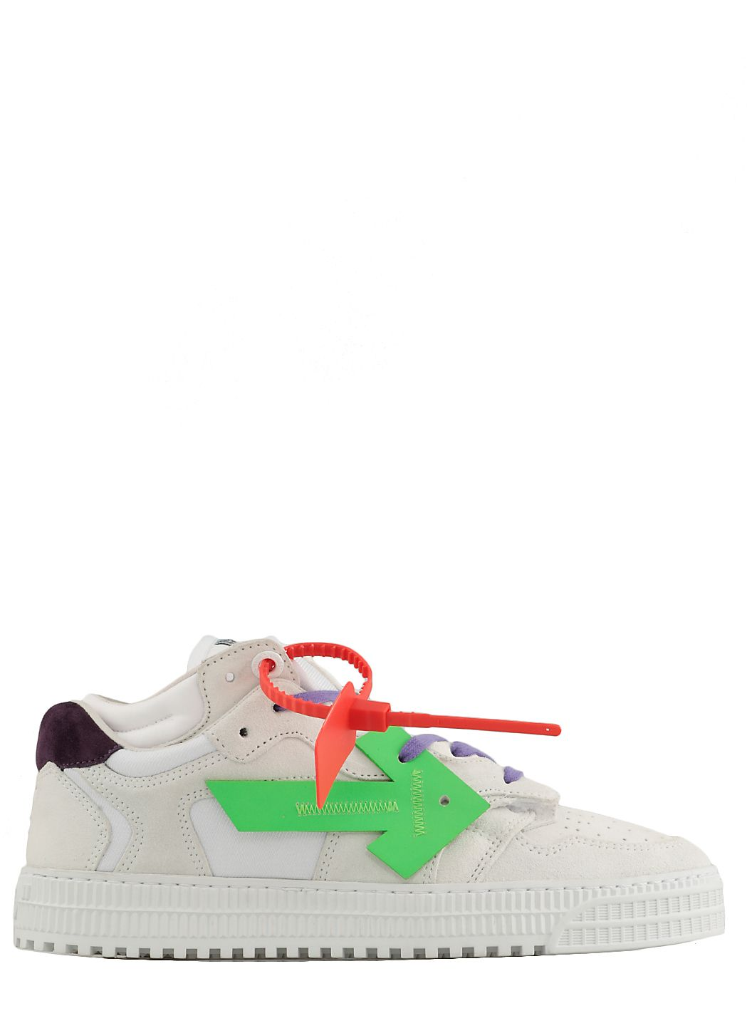 Off court low sneakers