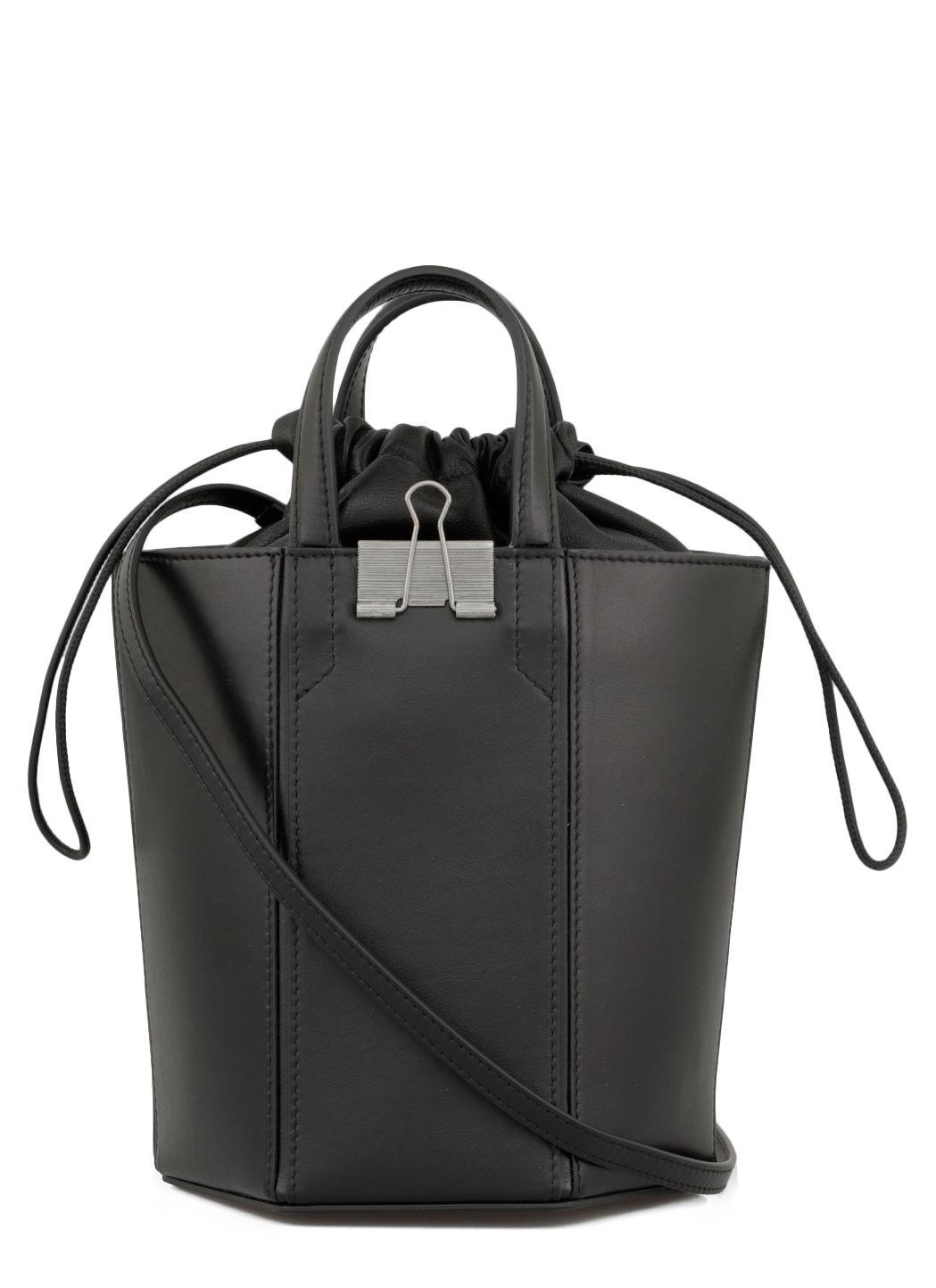 Vintage Allen bucket bag