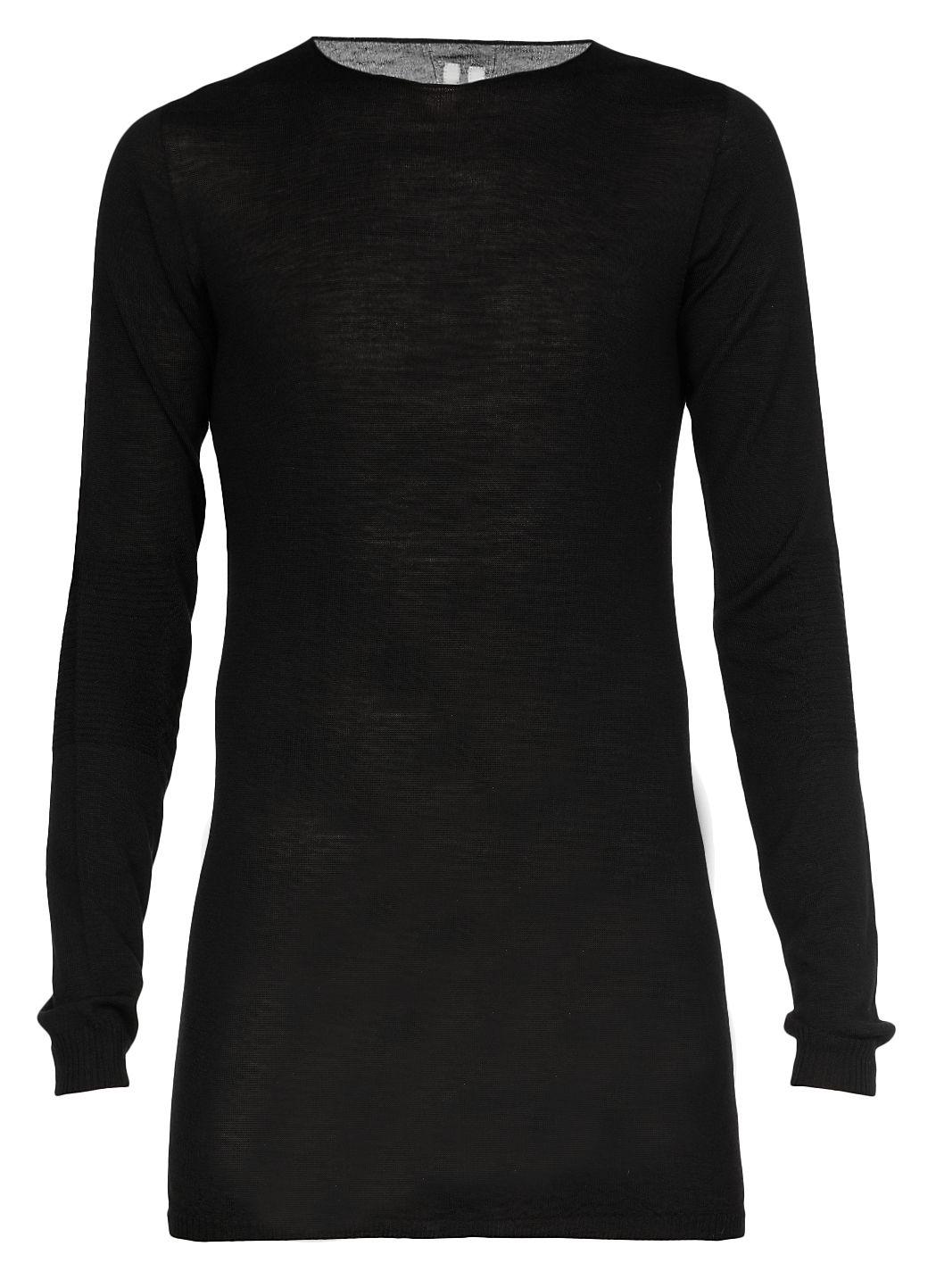 Maglia in lana vergine