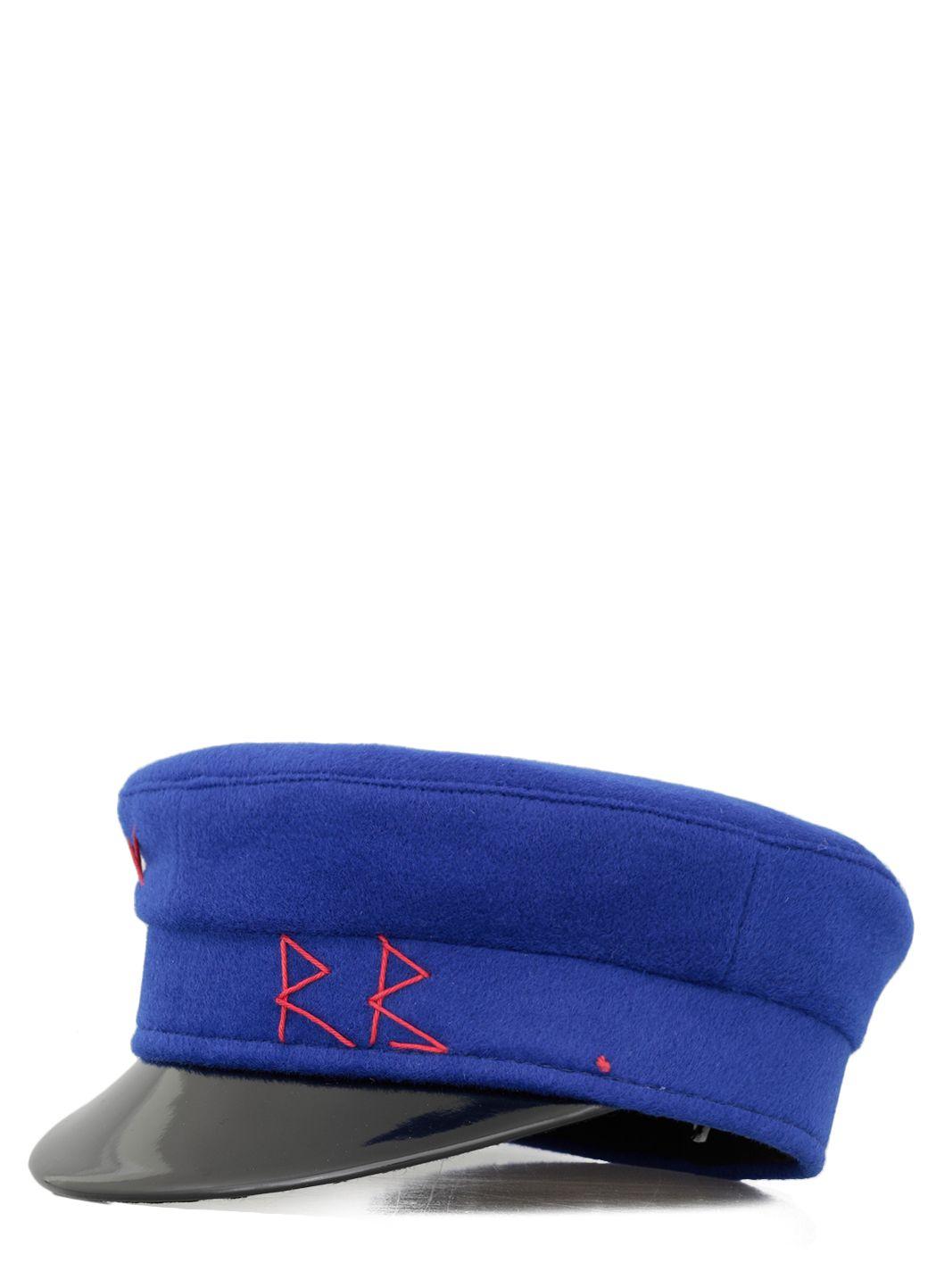 Cappello Baker in lana