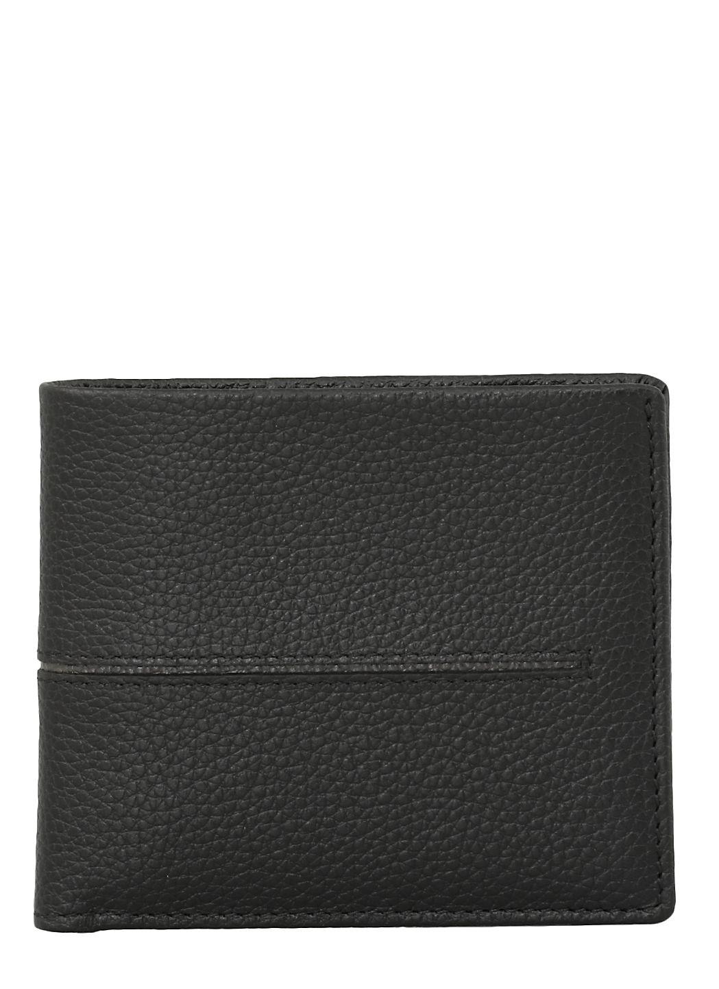 - Wallet in grain  leather