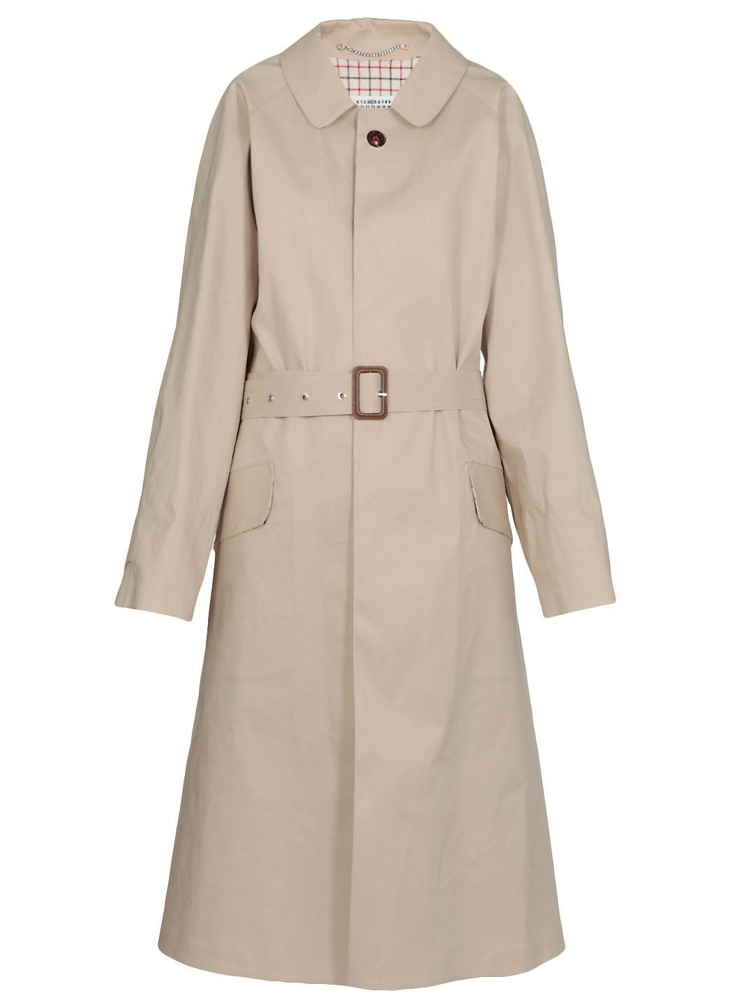 Mackintosh cotton trench coat