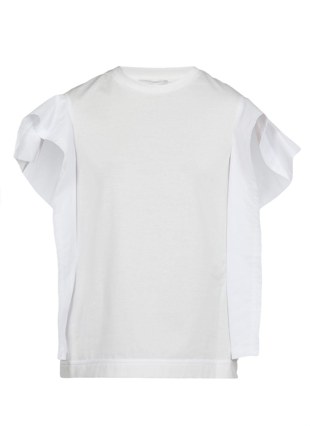 T-shirt geometrica