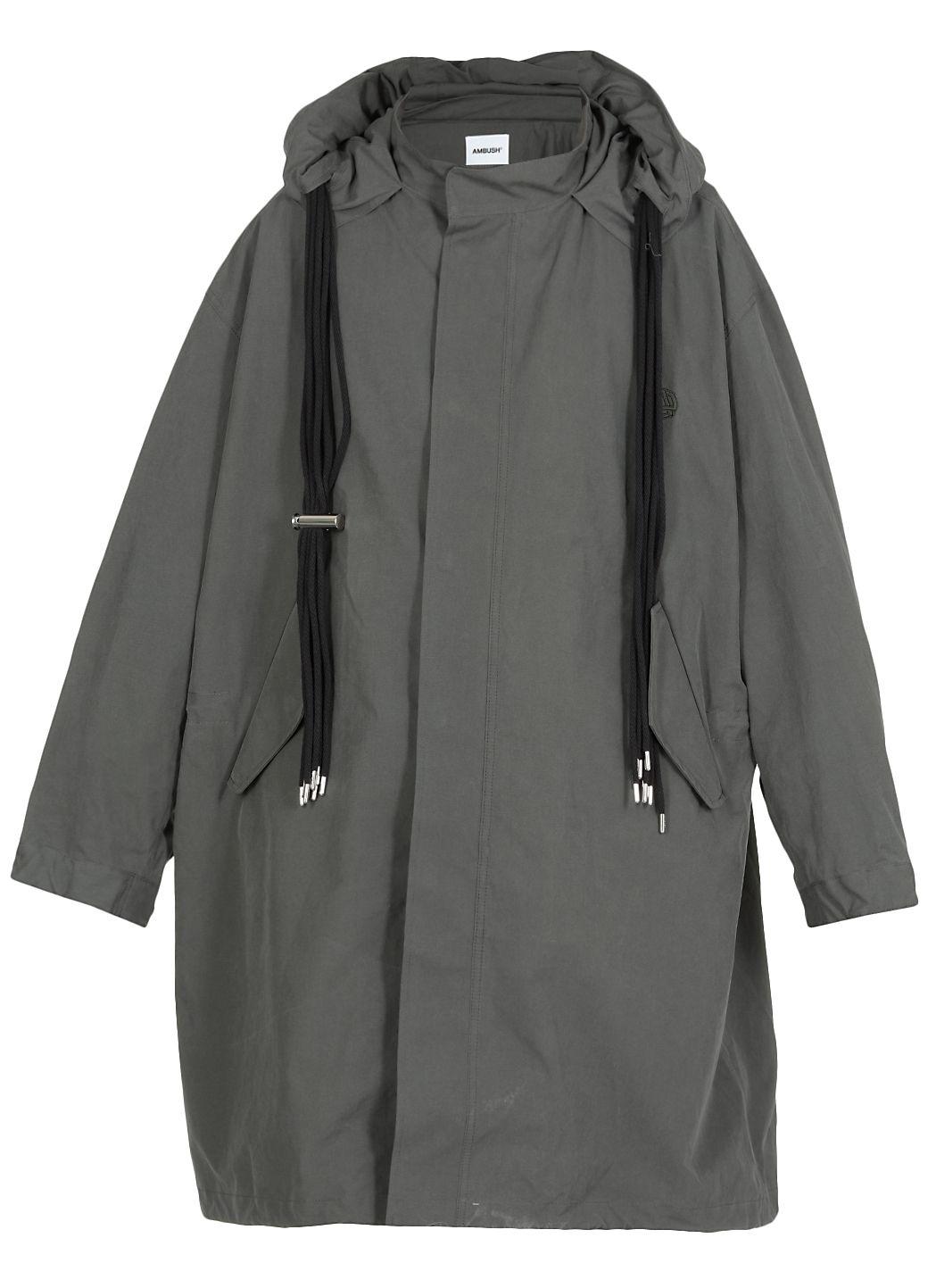 Multicord fishtail coat