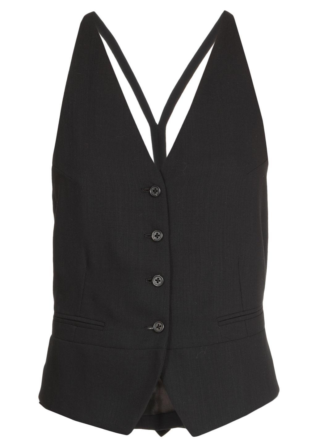 Virgin wool waistcoat