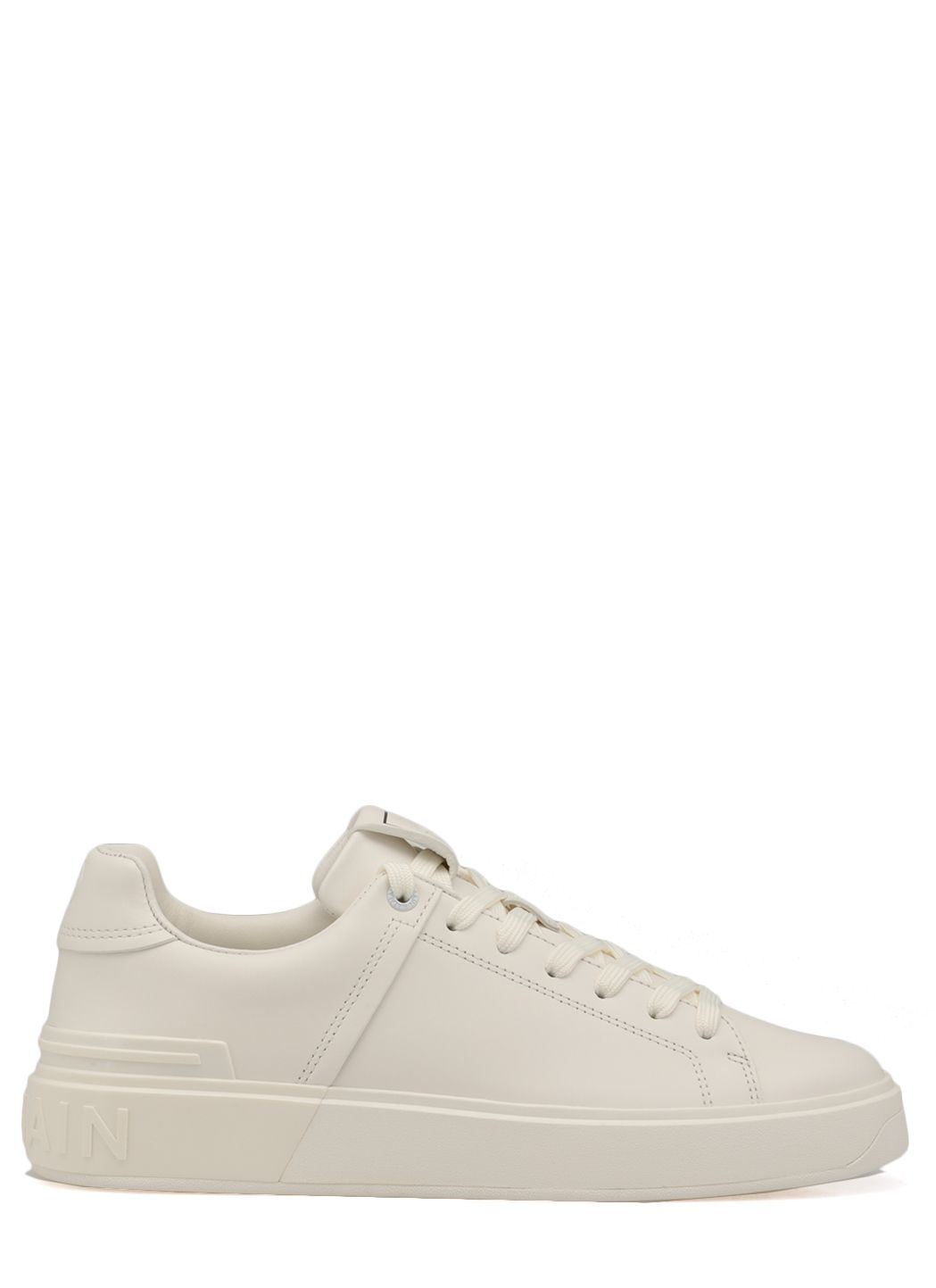 B-court leather sneaker