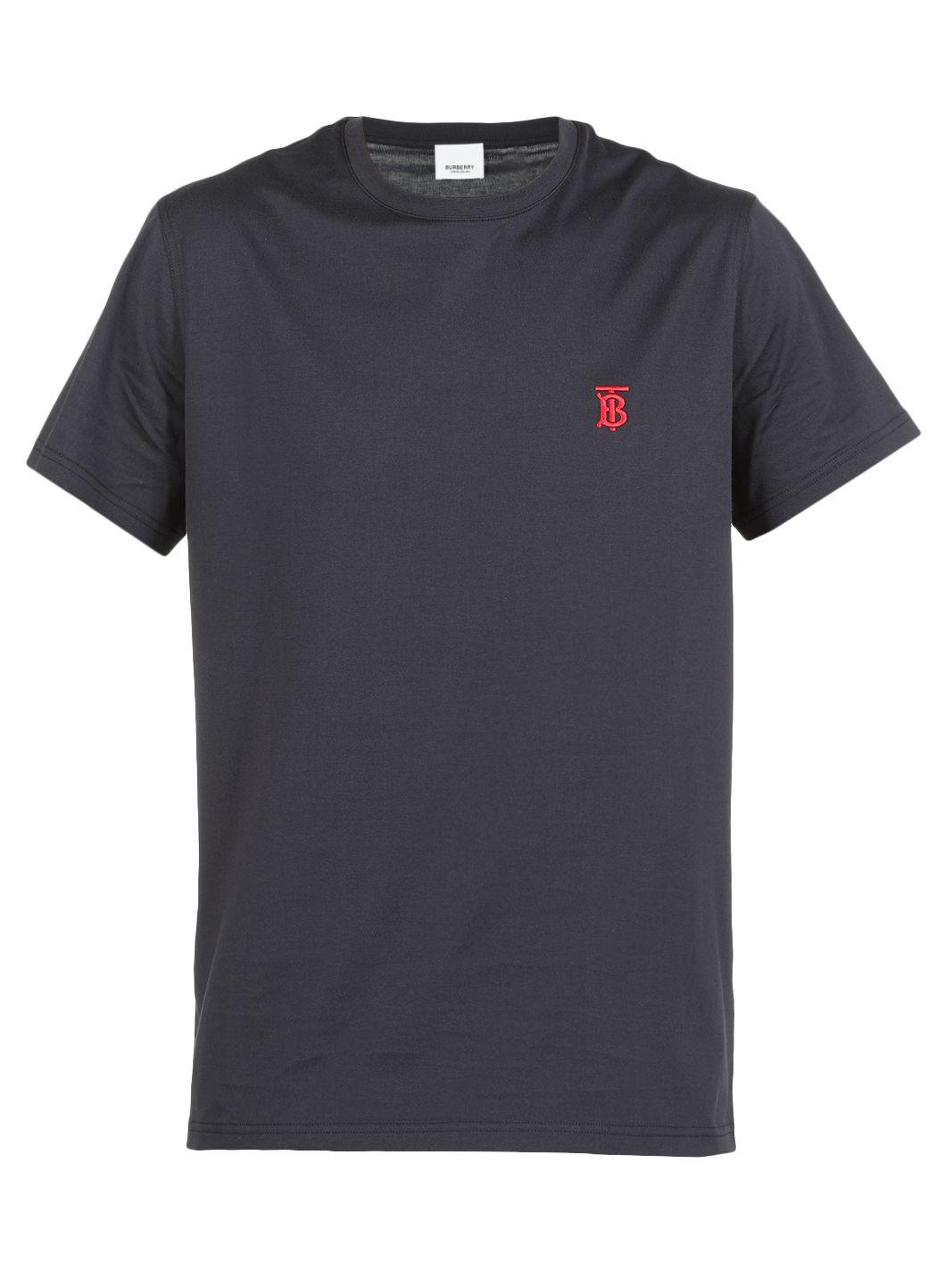 T-shirt con monogram