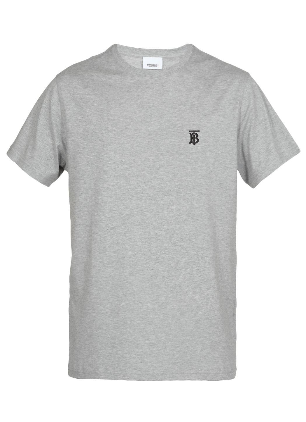 T-shirt con monogramma