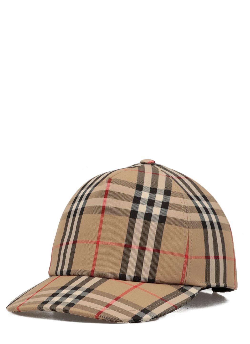 Cappello Vintage Check