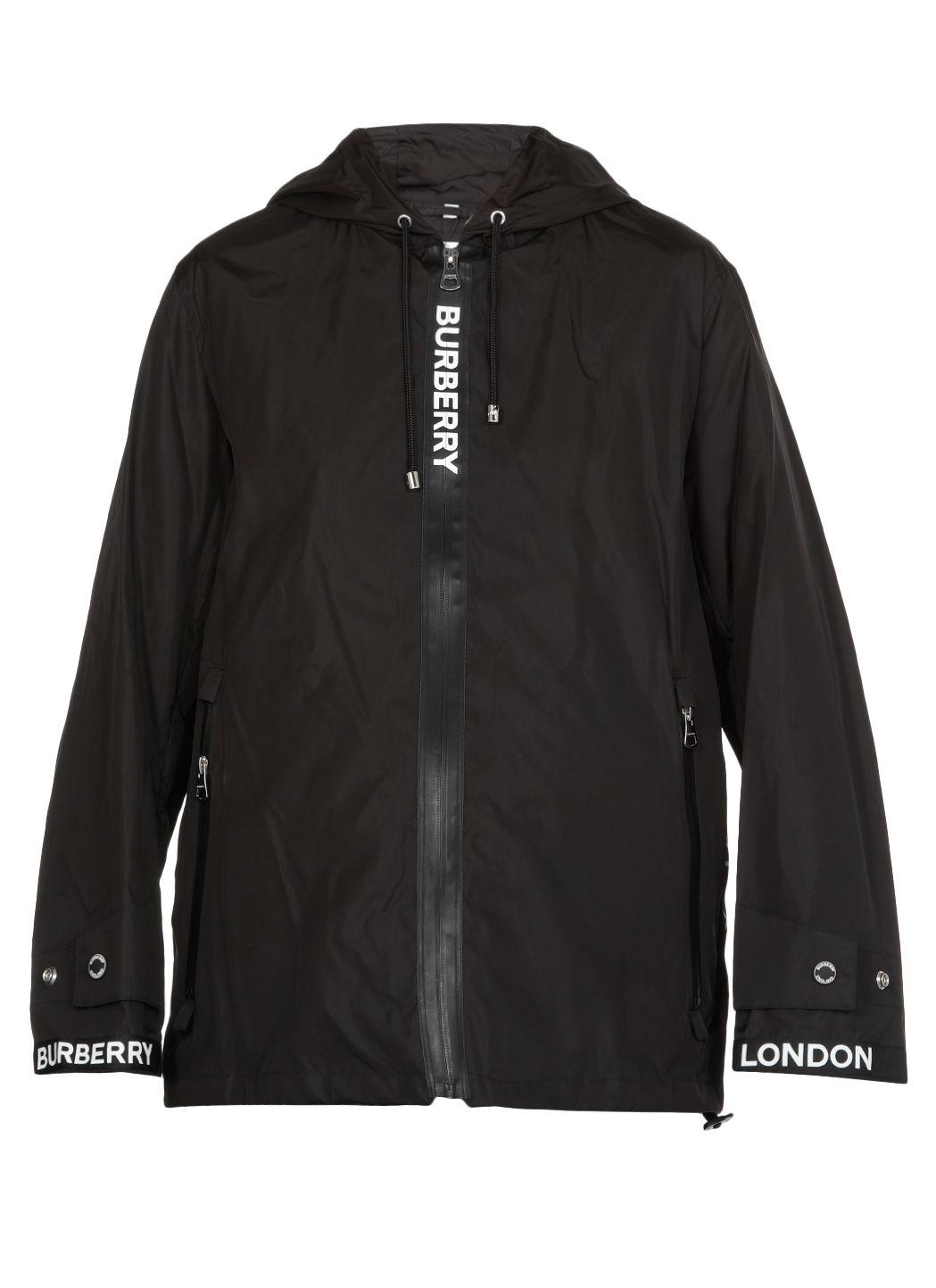 Wind braker jacket