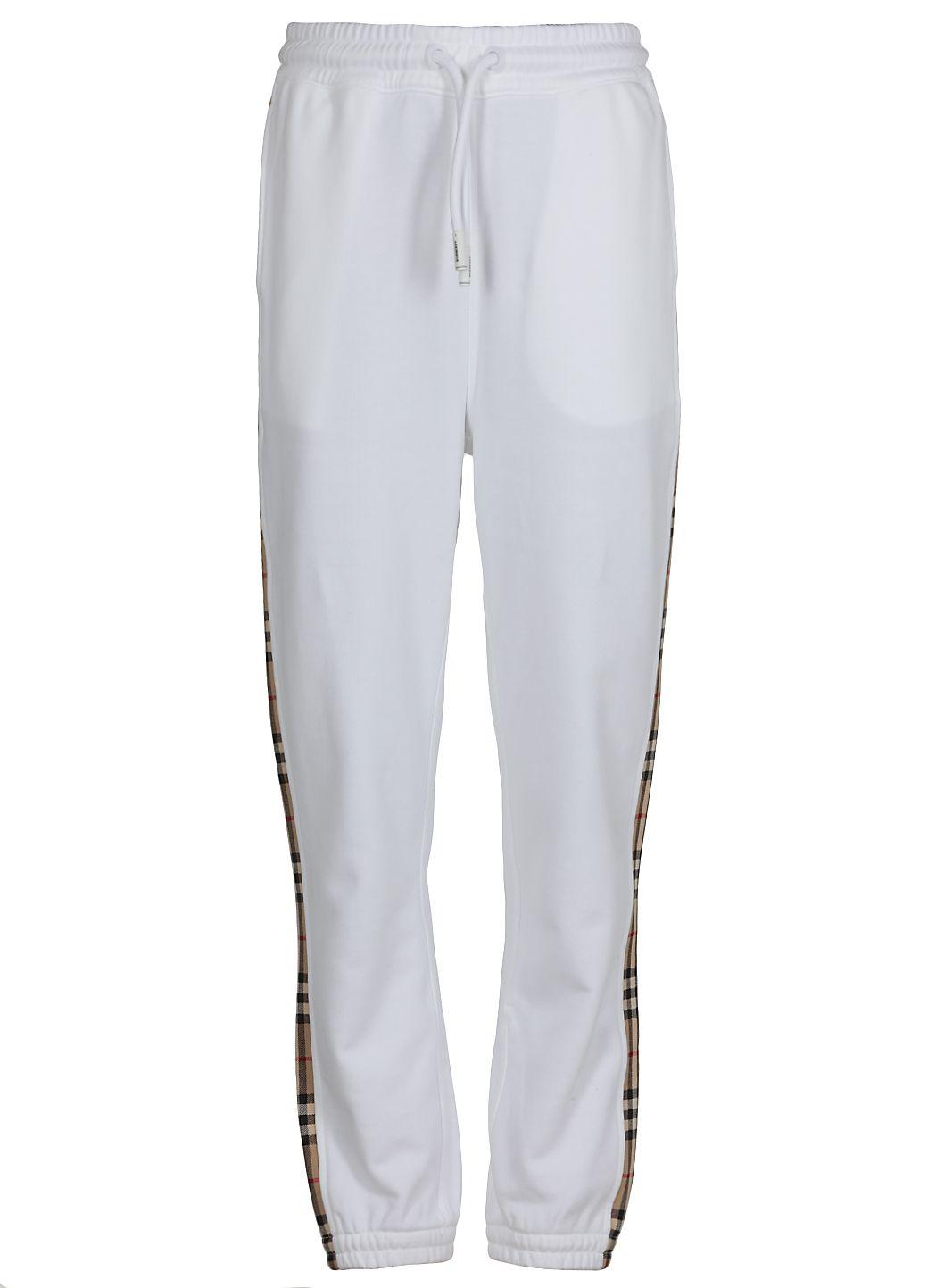 Pantaloni con dettaglio Vintage Check