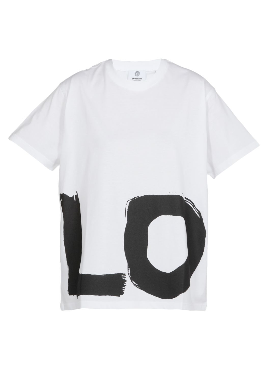T-shirt Love in cotone
