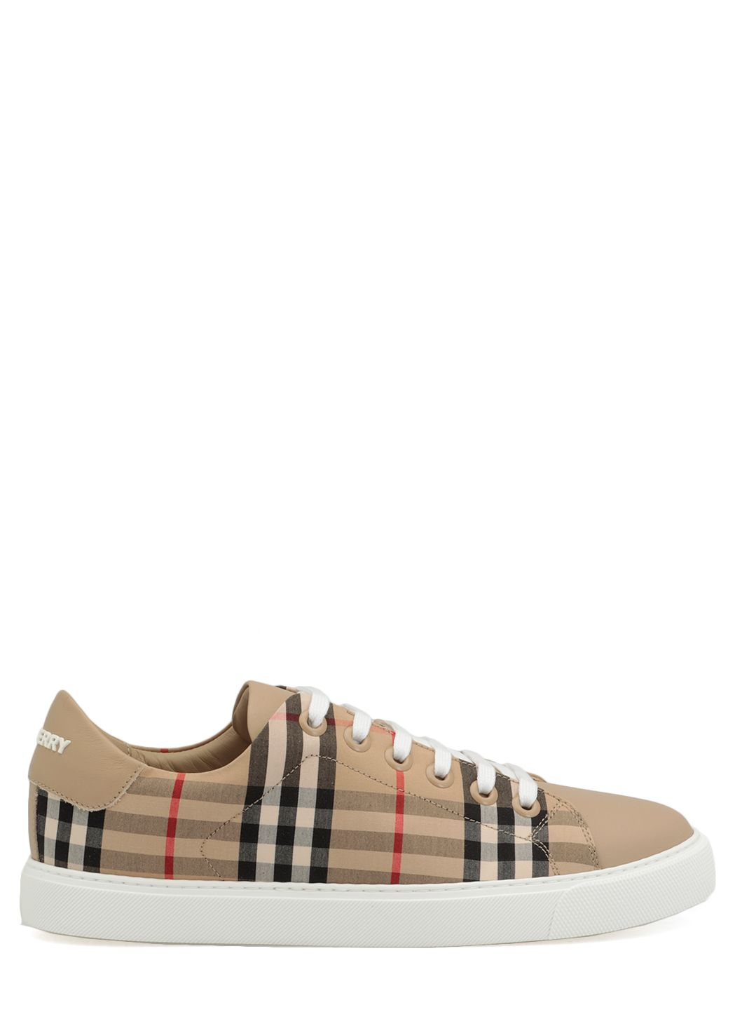 Sneaker in Vintage Check