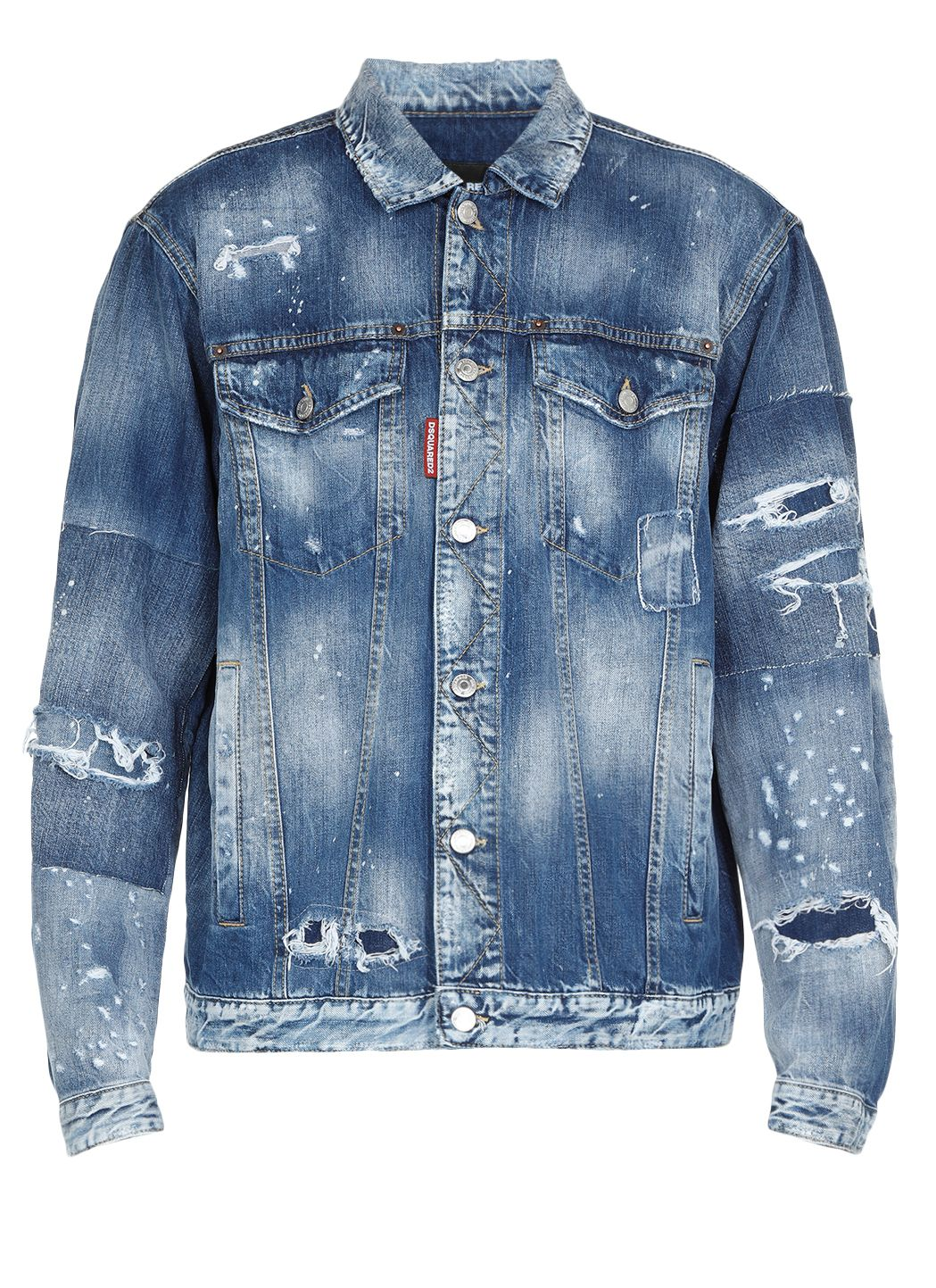 Over Jeans jacket