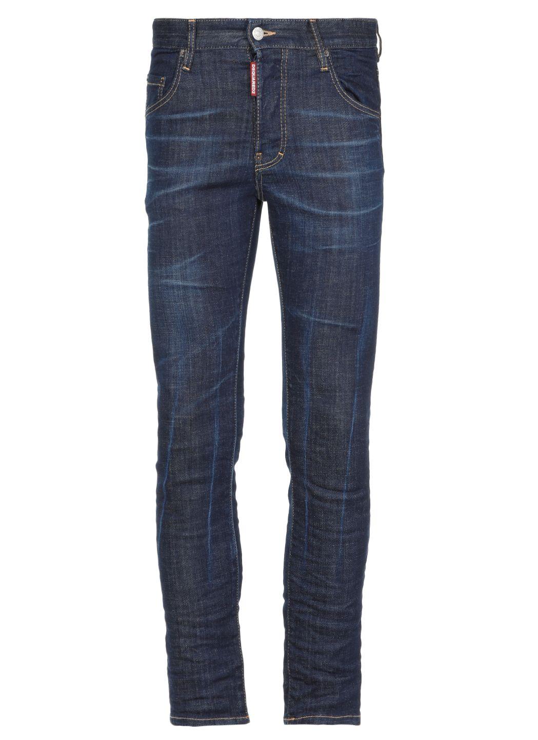 Dark 3 Wash Skater Jeans