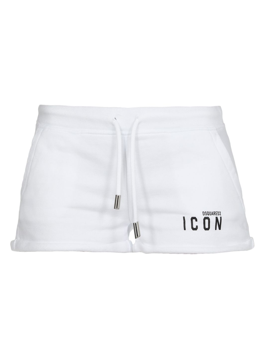 Short with logo