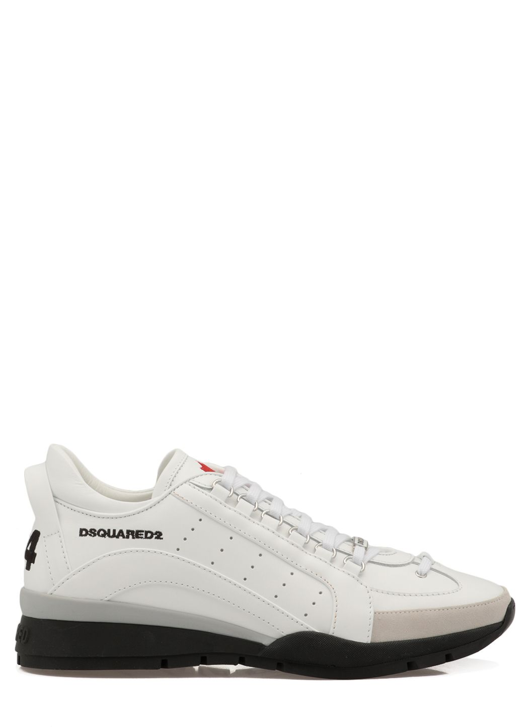 Leather Dsqaured2 Sneaker