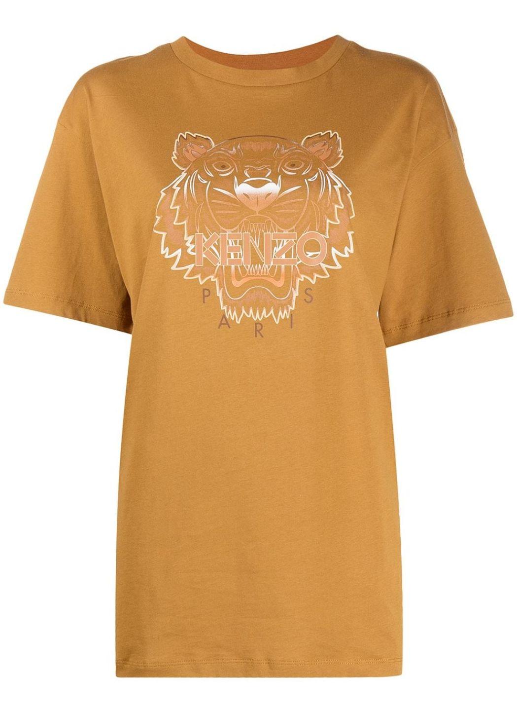 T-shirt Tiger oversize