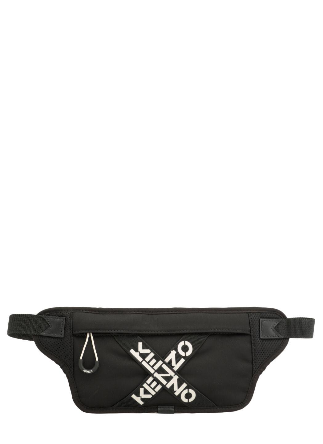 Flat belt bag