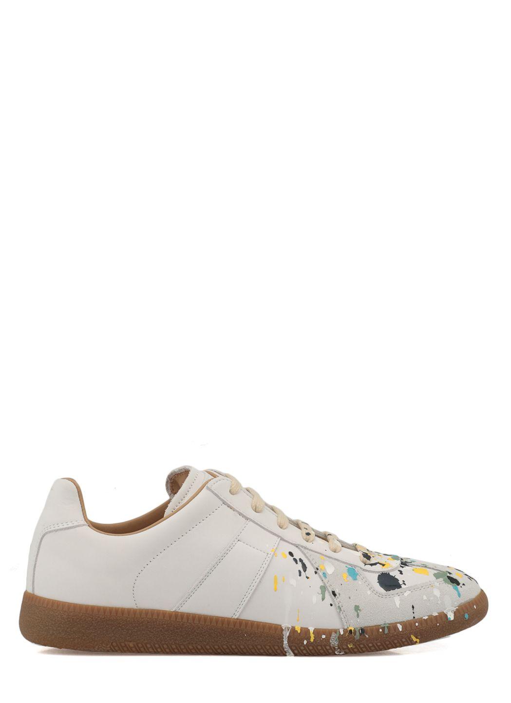 Sneaker con stampa