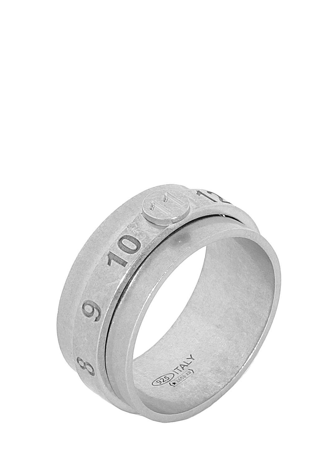 Juxtaposed wide ring