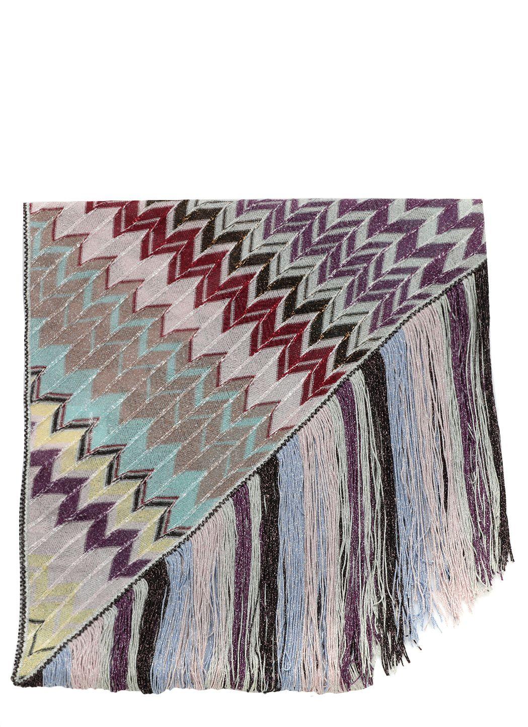 Fabric stole