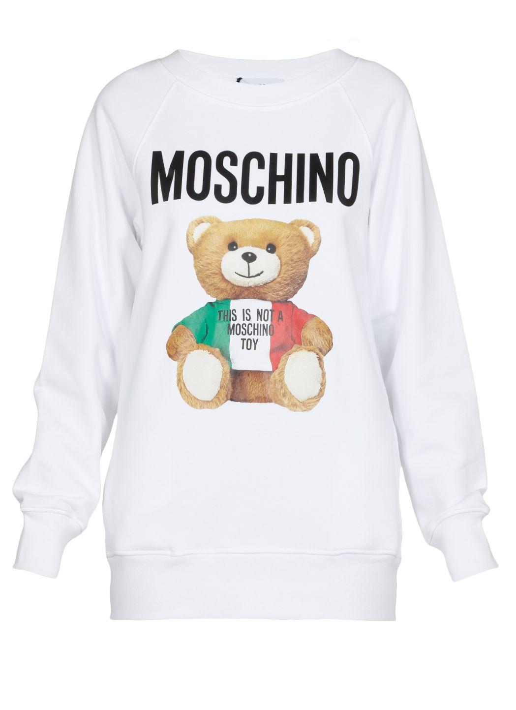 Teddy Bear oversize sweatshirt