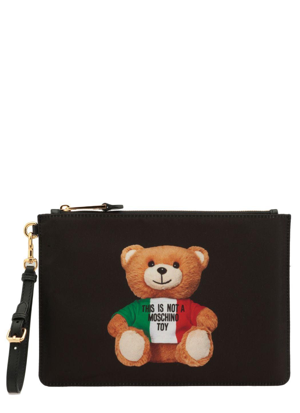 Teddy Bear pouche