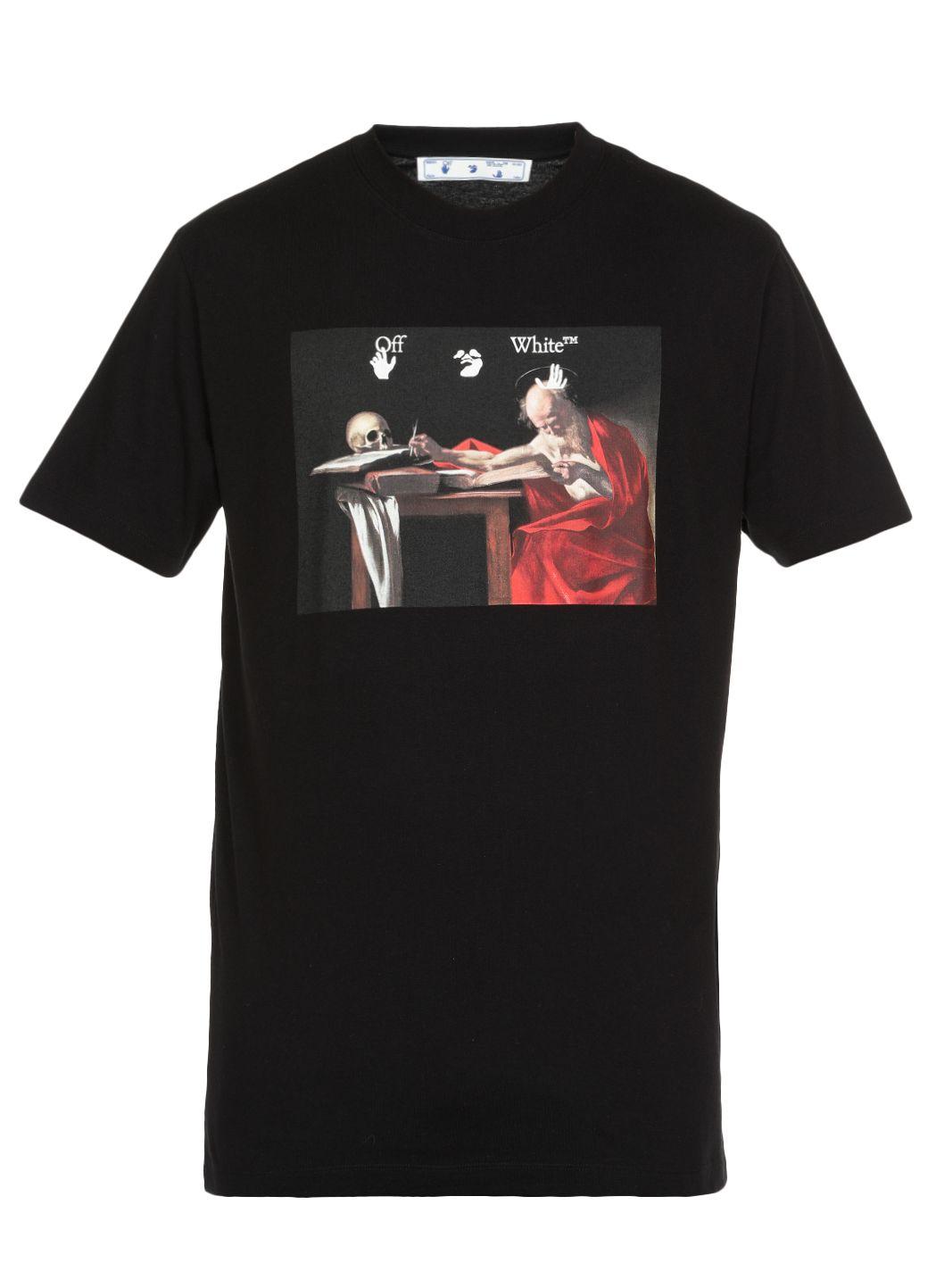 T-shirt Caravaggio