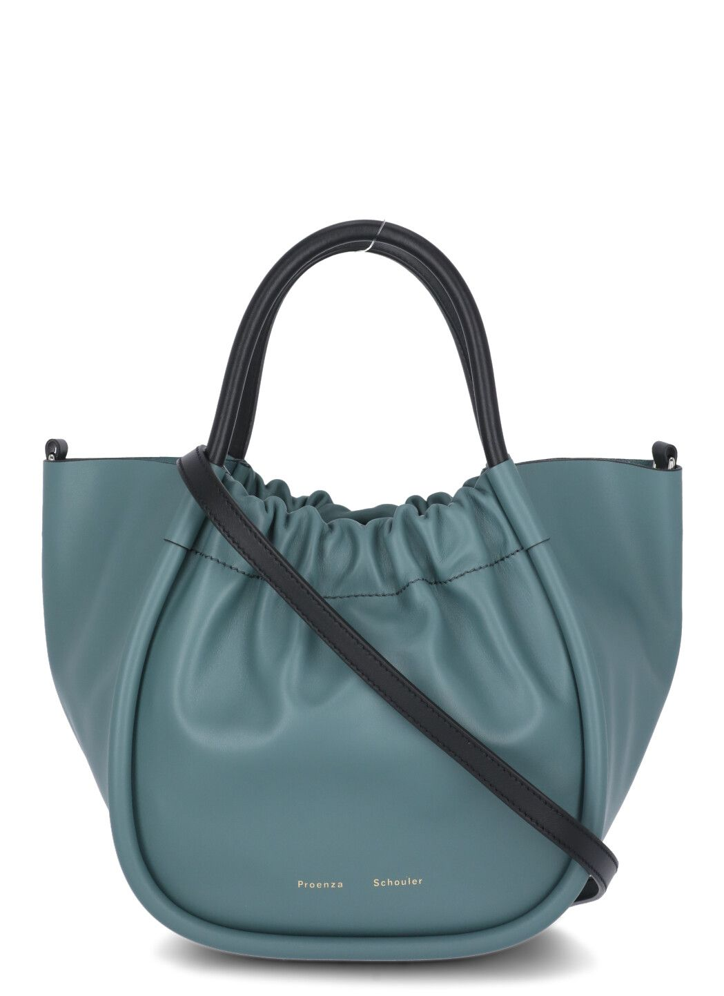 Small Ruched Tote